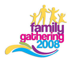family gathering logo on behance