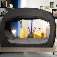 the bed tent privacy pop bed tent lifestyle fancy