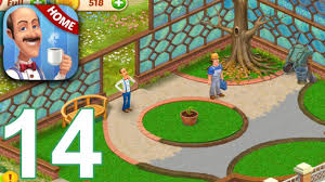 homescapes story walkthrough gameplay part 14 day 13 ios