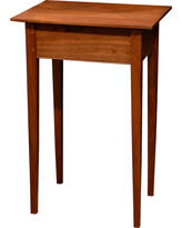 shaker style side table don t miss this bargain shaker style side table natural curly maple