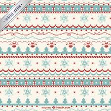 christmas patterns vintage christmas pattern vector vector free