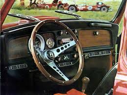 Old Beetle Interior Curbside Special Edition Volkswagen Formula Vee Beetle