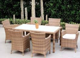 the popular outdoor wicker dining table property prepare elghorba org