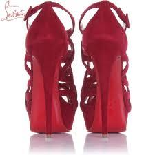 christian louboutin chaussures discount sandales larissa plato