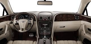 luxury cars interior the new bentley flying spur luxury cars ealuxe com