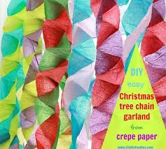 Making Flowers Out Of Tissue Paper For Kids - best 25 crepe paper garland ideas on pinterest tissue garland