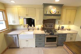 Wood Overlays For Cabinets Medallion Gold Full Overlay Maple Oyster Vintage Cabinets With