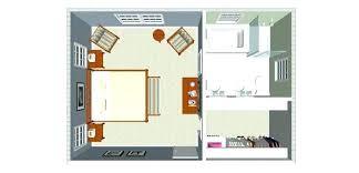 plan chambre avec dressing et salle de bain plan chambre parentale avec salle de bain 100 images plan de