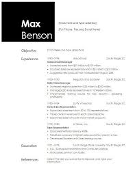 Microsoft Office 2010 Resume Templates Download Resume Templates For Office Best Office Assistant Resume Example