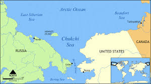 Map Of Canada And Alaska by The Tunit Lost People Of The North Passing Strangeness