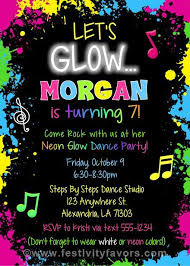 hashtag neon party birthday party invitation birthday 18 best gaby images on neon invitations and