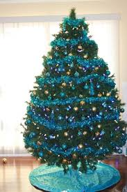 silver blue white tree and silver best s ideas on