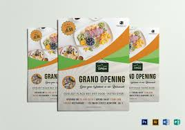 brochure templates kerala restaurant flyer templates 65 free word pdf psd eps indesign