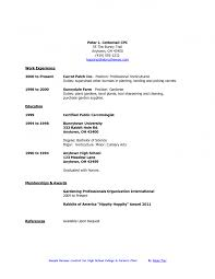 Activities Resume For College Template Resume Example For Teenager Templates High College