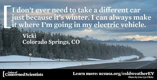 Colorado Weather Meme - cold weather affects electric vehicle range but does it matter