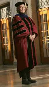 doctoral gown of minnesota bookstore