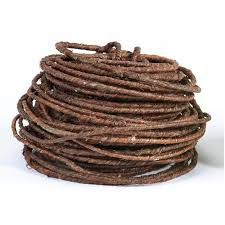 brown floral wire floral wire 18 rustic wire brown rustic floral wire