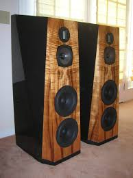 most attractive cabinets techtalk speaker building audio