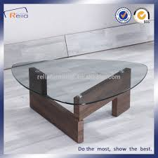 Glass Topped Coffee Tables Glass Triangle Coffee Tables Glass Triangle Coffee Tables
