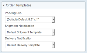 why isn u0027t my customized packing slip applying to orders u2013 shipstation