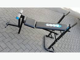 York 6605 Bench York 6605 Weights Bench With Leg Curl Walsall Dudley