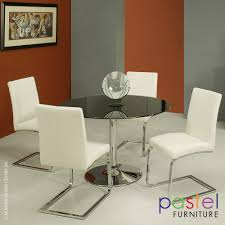 monaco dining table charlize table with akasha chair set pastel furniture