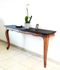 remodelaholic how to make two console tables