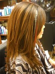 hair extensions az the mida s touch salon feather extensions peoria az