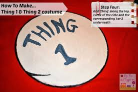 how to make thing 1 and thing 2 costume boo roo and tigger too