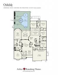 oakdale 1046f custom home floor plans