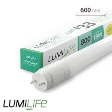 t8 led tube light 9w led tube light 600mm from led hut fluorescent tube replacement