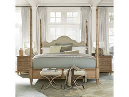 universal moderne muse bed end bench with tufted seat belfort