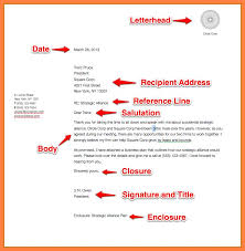 example of business letter 6 samples of business letter format to