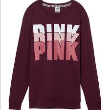 pink vs sweaters 42 pink s secret sweaters nwt pink vs cus crew