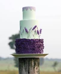 wedding cake lavender lavender wedding ideas florarosa design