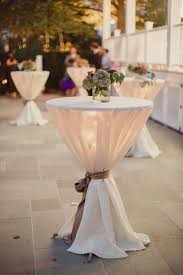 Wedding Reception Table Centerpiece Ideas by Best 25 Cocktail Table Decor Ideas On Pinterest Cocktail Tables