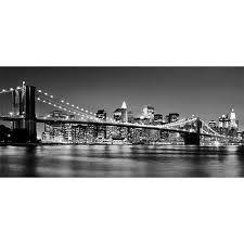 cityscape backdrop black and white new york skyline photo backdrop shindigz