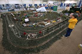 model railroaders flock to st charles