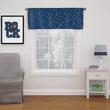 Valances For Living Room Windows by Window Valance Living Room Amazon Com