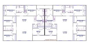 awesome and beautiful 4 bedroom duplex designs 9 semi detached