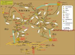 China Camp Trail Map by Best Hiking In China Huangshan Mountain Ultimate Guide I Am A