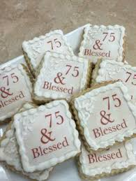 Favors For 75th Birthday by Cookie Favors Bags Made By Fitzgerald And Chocolate Chip