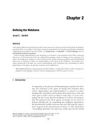 defining the mobilome pdf download available
