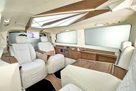 diamond benz dizaynvip luxury van klassen luxury vip vans cars bus