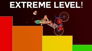 Death Stairs by Extreme Rainbow Death Stairs Happy Wheels 2 Youtube