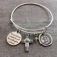Goddaughter Charm Fairy Godmother Silver Plated Charm Bracelet Godmother Gift God
