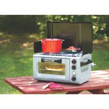 Outdoor Kitchens For Camping by Step Up Your Outdoor Cooking With The Coleman Signature Portable