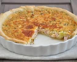 quiche cuisine az recette quiche courgettes lardons