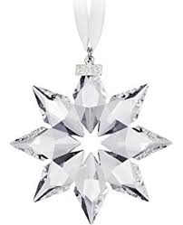 swarovski 2012 annual edition snowflake ornament