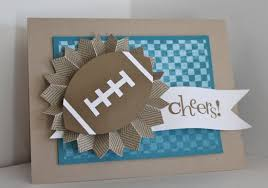football birthday cards to make collection of awesome handmade